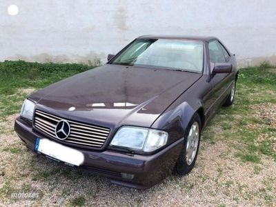 usado Mercedes SL320 cat