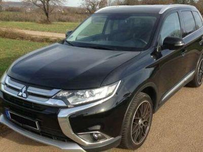 usado Mitsubishi Outlander 200 MPI Motion 2WD 5pl. CVT