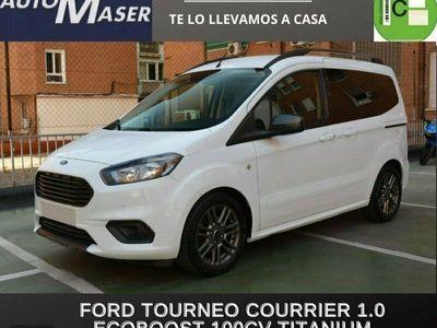 usado Ford Tourneo Courier 1.0 EcoBoost Titanium 100 CV