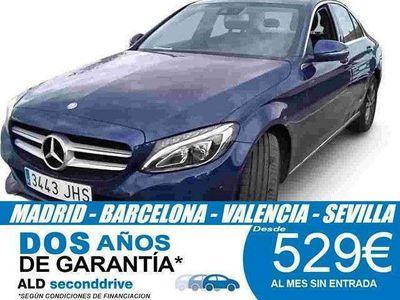 usado Mercedes C220 d 7G Plus