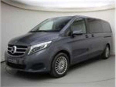 usado Mercedes V220 V ClaseLargo