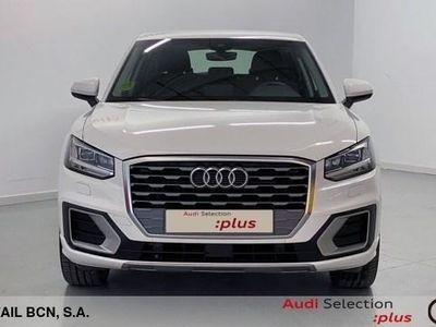 usado Audi Q2 1.4 TFSI COD sport edition S Tronic 110 kW (150 CV) Gasolina Blanco matriculado el 01/2017