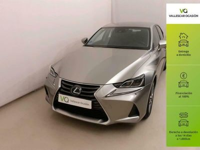 usado Lexus IS300h EXECUTIVE 2.5 HYBRID 223 CV 4P