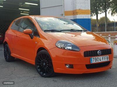 usado Fiat Grande Punto 1.4 16v Sprint
