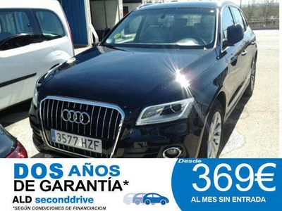 gebraucht Audi Q5 2.0 TDI Attraction 110 kW (150 CV)