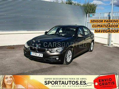 usado BMW 320 320 D ED EDITION 4p