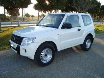 usado Mitsubishi Montero