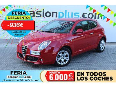 usado Alfa Romeo MiTo 1.3 JTDm Distinctive S&S 62kW (85CV)