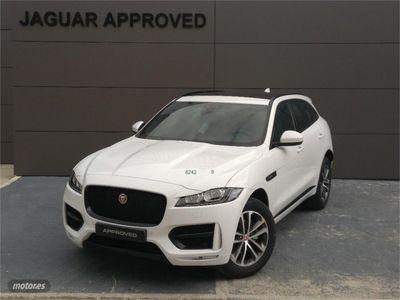 gebraucht Jaguar F-Pace 2.0T i4 184kW RSport AWD Auto