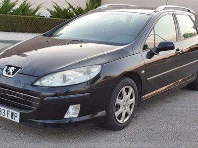 usado Peugeot 407 SW Confort HDI 110