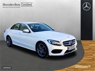 usado Mercedes 220 Clase C C Couped