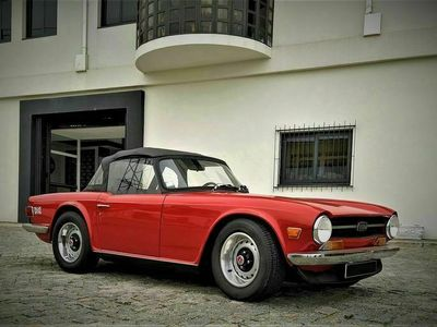 usado Triumph TR6 1971