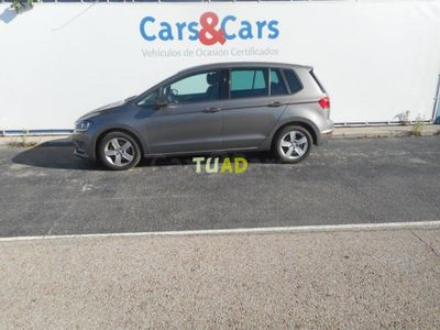 usado VW Golf Sportsvan 2.0TDI CR Advan