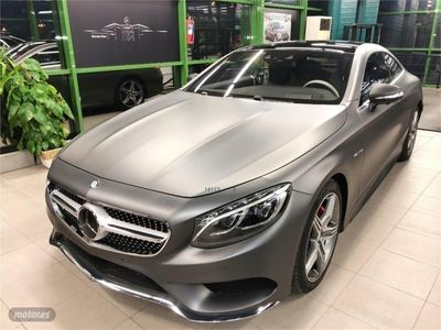 käytetty Mercedes S500 Clase S4MATIC Coupe