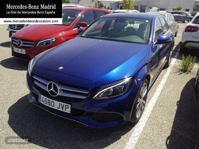 usado Mercedes 200 d 7G-Tronic Plus Avantgarde 7G