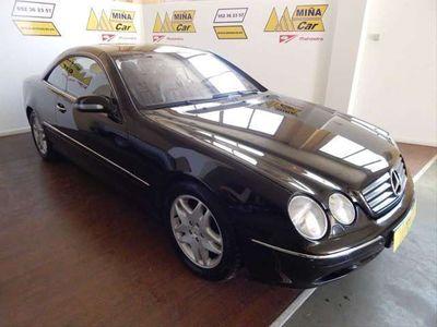 usado Mercedes CL500 ClaseCL