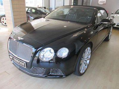 """usado Bentley Continental GTC W12 PAQUETE MULLINER, LLANTA 21"""""""