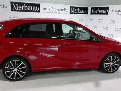 usado Mercedes 180 Clase B ClaseUrban, 2016, 17204 Kilómetros, Colmenar Viejo