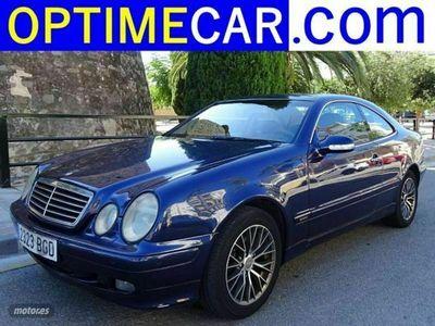 usado Mercedes CLK230 ClaseK Elegance Aut.
