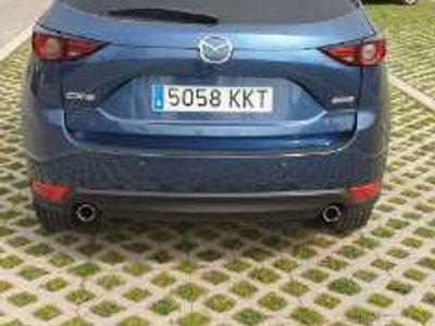 usado Mazda CX-5 2.2D Evolution Navi 2WD Aut. 110Kw