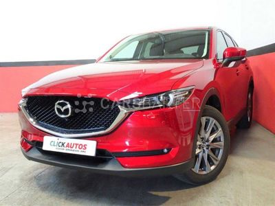 usado Mazda CX-5 2.0 Skyactiv 165CV Zenith auto 5p
