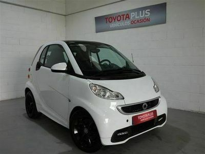usado Smart ForTwo Coupé 52 mhd Pure Aut.