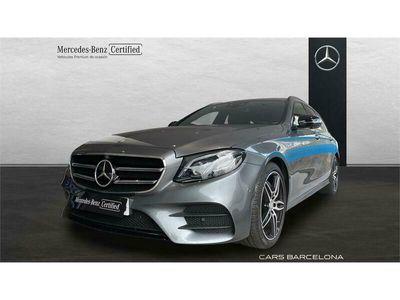 usado Mercedes E220 Estate AMG