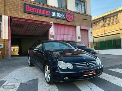 usado Mercedes CLK320 Clase CLKAVANTGARDE AUTO