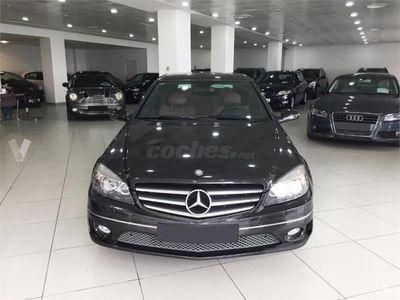 usado Mercedes CLC230 Clase Clc3p. -09
