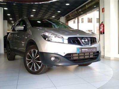 gebraucht Nissan Qashqai 1.6dCi SS TEKNA 4x4