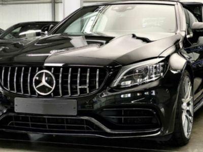 usado Mercedes S63 AMG Clase C CabrioAMG Speedshift MCT 9G AMG