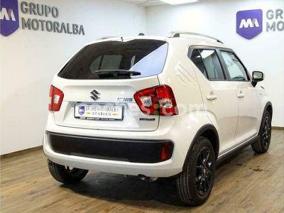 usado Suzuki Ignis 1.2 Gle 2wd 90 cv en Albacete