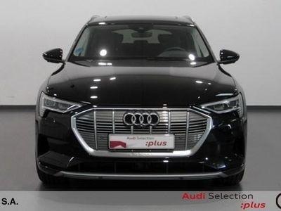 usado Audi E-Tron - Advanced 55 quattro 300 kW (408 CV) Eléctrico Negro matriculado el 01/2020