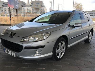 usado Peugeot 407 SW 2.0HDI ST Confort Pack