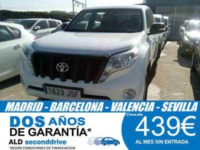 usado Toyota Land Cruiser 2.8 D-4D GX 130 kW (177 CV)