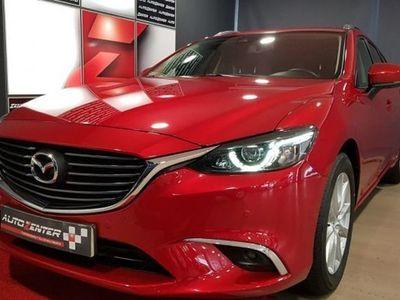 brugt Mazda 6 2.2DE Style 110kW