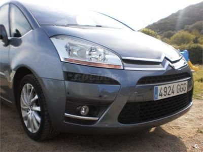 usado Citroën C4 Picasso 1.6 Hdi Exclusive Plus 5p. -08