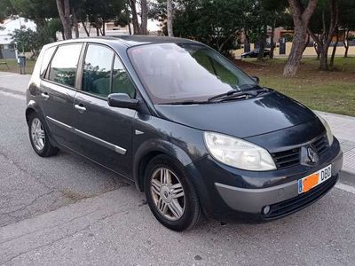 usado Renault Scénic II Scenic1.9DCI Luxe Privilege