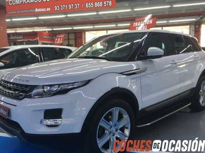 usado Land Rover Range Rover evoque 4X4, AUT. 12 MESES D, Segunda Mano, Barcelona