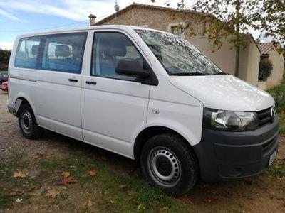 usado VW Transporter Kombi Corto T.Normal 2.0 TDI 102cv 2.8T -11