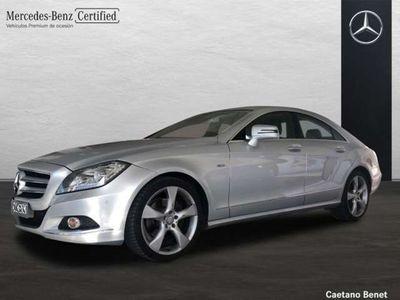 usado Mercedes CLS350 CLS ClaseCDI