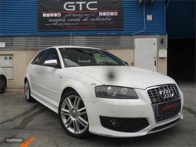 brugt Audi S3 2.0 TFSI quattro