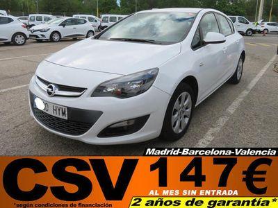 usado Opel Astra 1.7 CDTi 110 CV Business 81kW (110CV)
