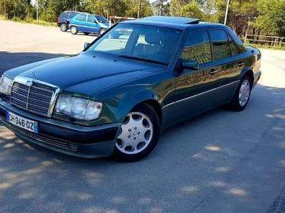 usado Mercedes E500