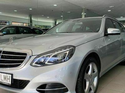 usado Mercedes 350 Clase E EstateBT Elegance 9G-Tronic