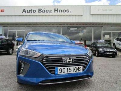usado Hyundai Ioniq Híbrido 1.6 GDI 104 kW (141 CV) 6DCT Klass Nav