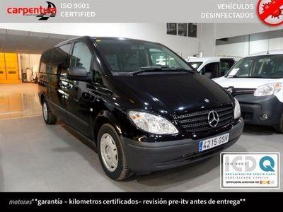 usado Mercedes Viano 3.0 CDI Fun Larga