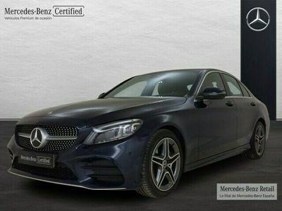 usado Mercedes C220 (EURO 6d-TEMP)