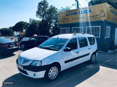 brugt Dacia Logan Break Ambiance 1.5 dCi 85cv 5 plazas