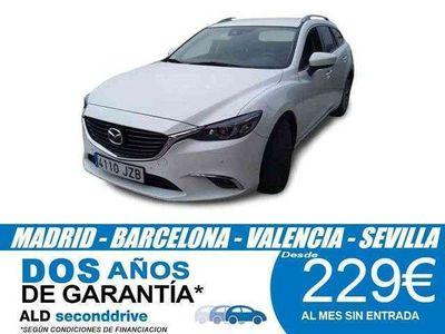usado Mazda 6 W. 2.2DE Style+ 110kW